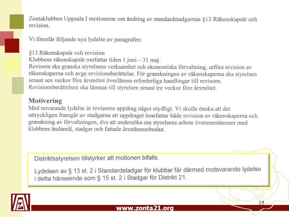 www.zonta21.org 35