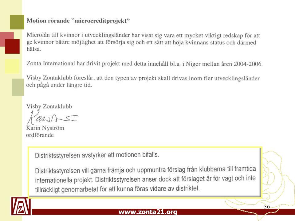 www.zonta21.org 36