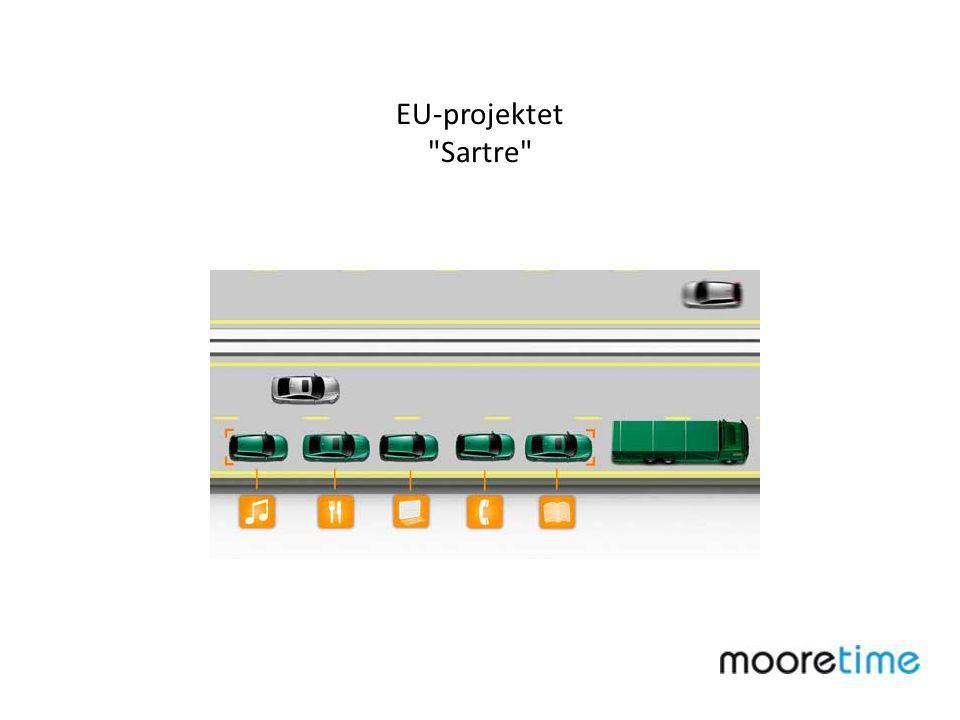 EU-projektet Sartre