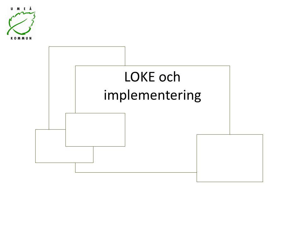 LOKE och implementering