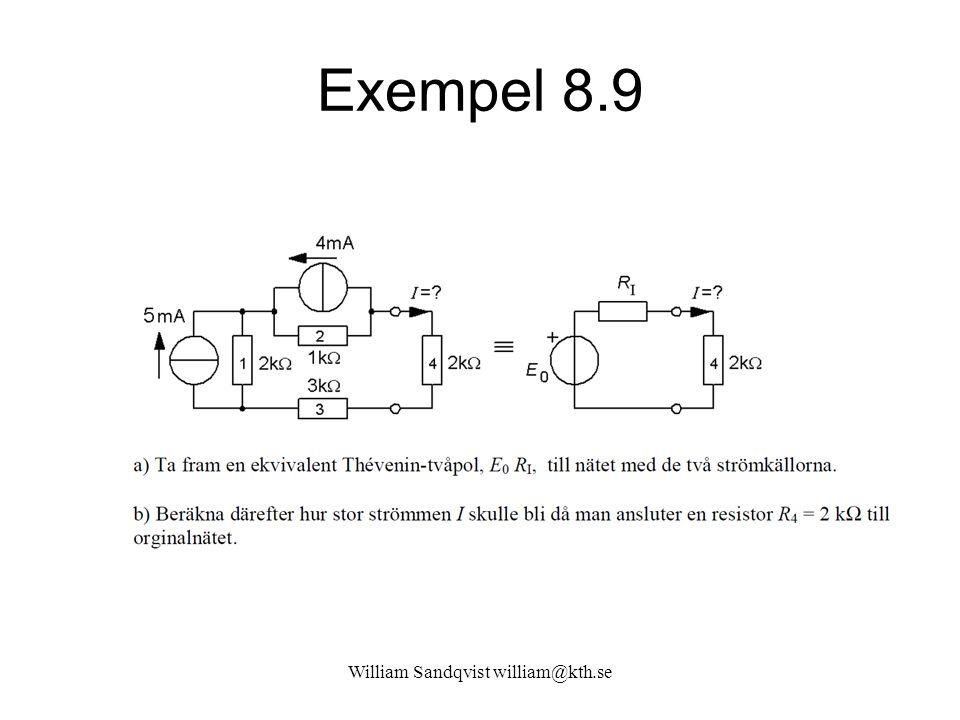 Exempel 8.9