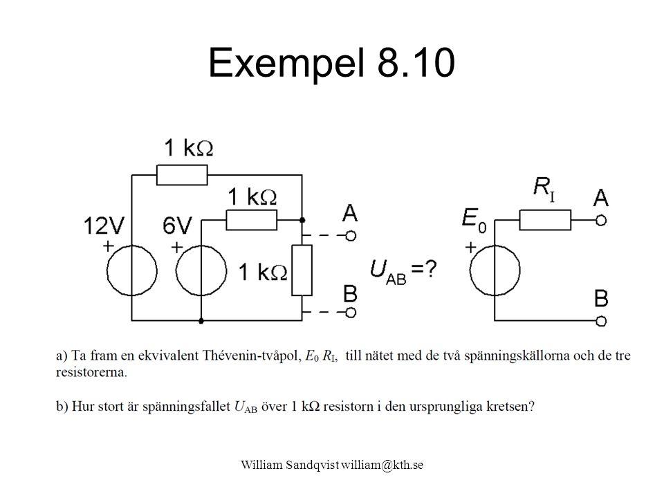 Exempel 8.10