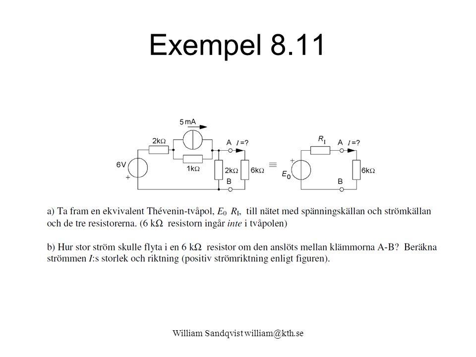 Exempel 8.11