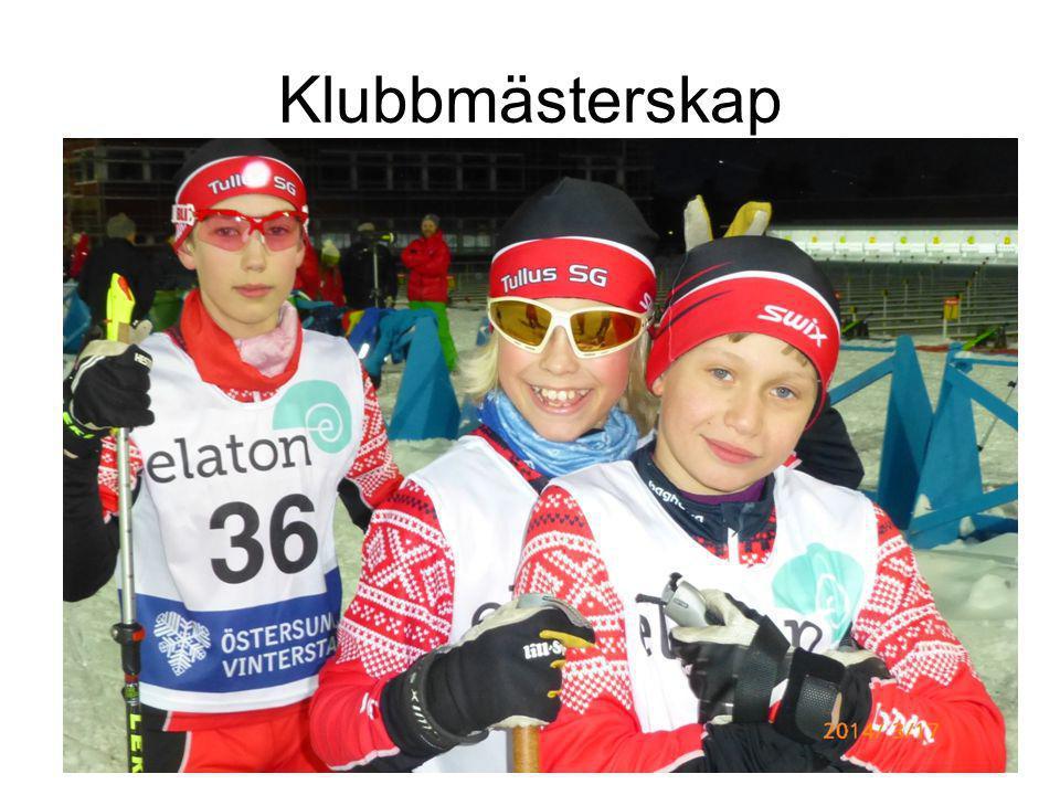 - Funktionärer vid Världscup dec och feb - Aktivt arbete med sponsorer, seniorer - Försäljning av Newbody/Plastpåsar/??.