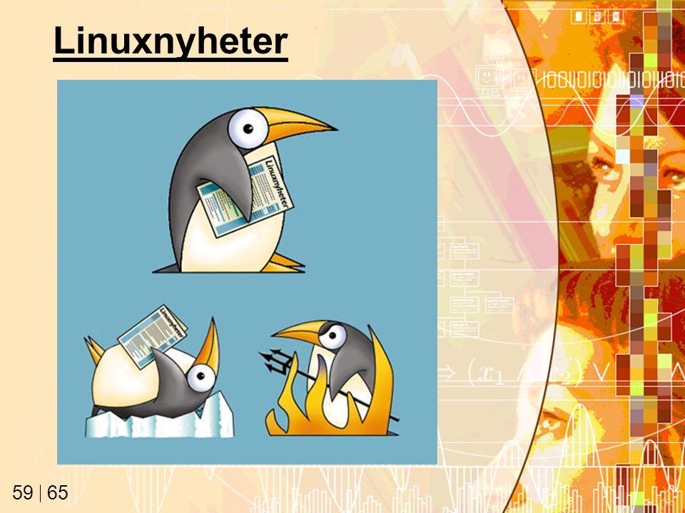 65 59 Linuxnyheter