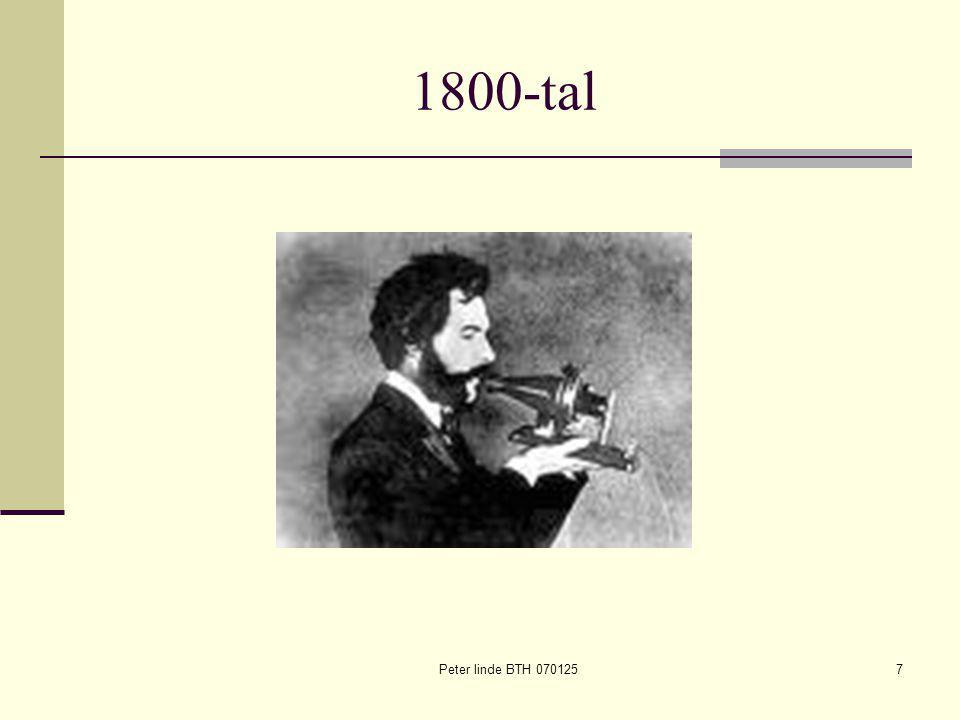 Peter linde BTH 0701257 1800-tal