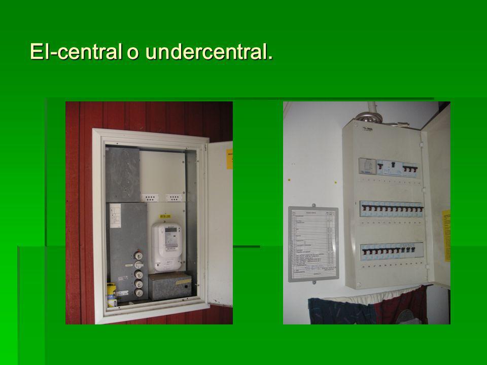 El-central o undercentral.