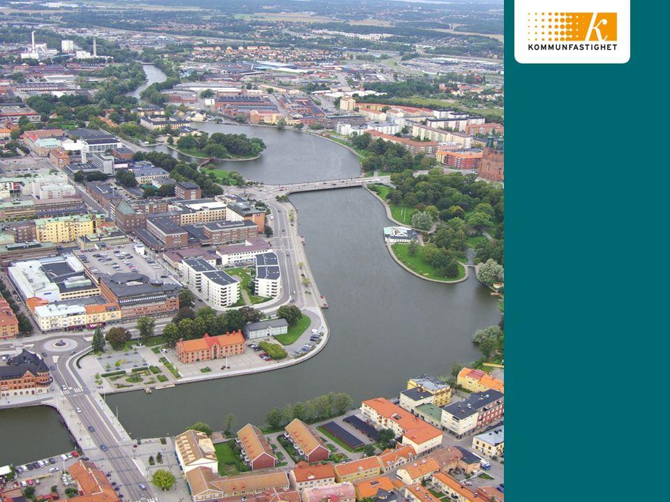… att effektivt förvalta fastigheter med gemensamt intresse för Eskilstuna kommun och dess invånare Uppdrag
