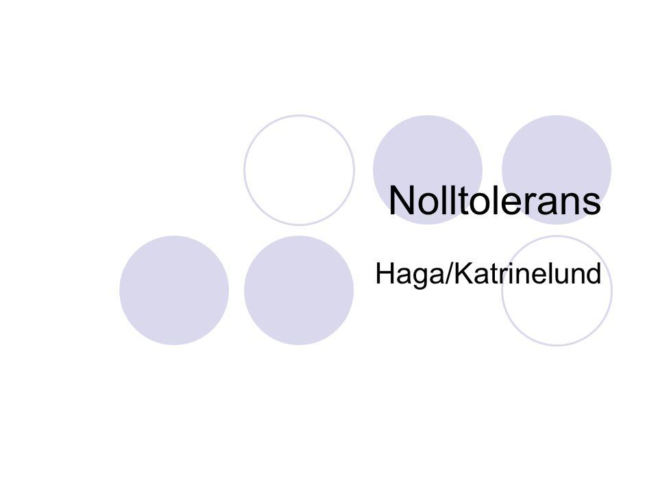 Nolltolerans Haga/Katrinelund