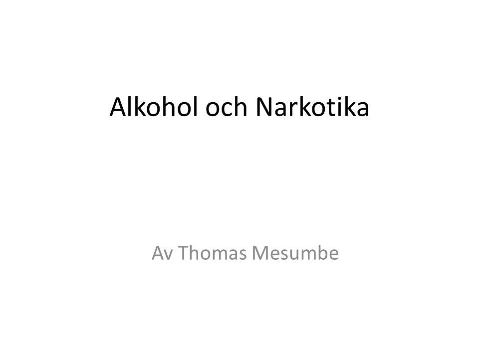 Alkohol Den alkohol som finns i öl, vin och starksprit har det kemiska namnet etanol.