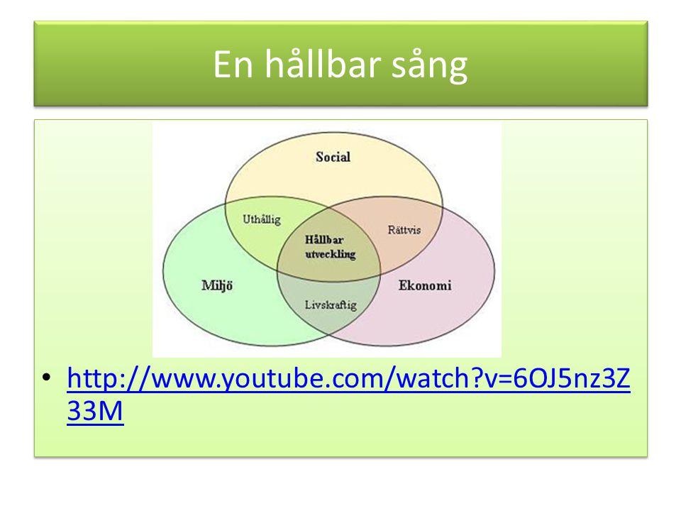 En hållbar sång http://www.youtube.com/watch?v=6OJ5nz3Z 33M http://www.youtube.com/watch?v=6OJ5nz3Z 33M http://www.youtube.com/watch?v=6OJ5nz3Z 33M ht