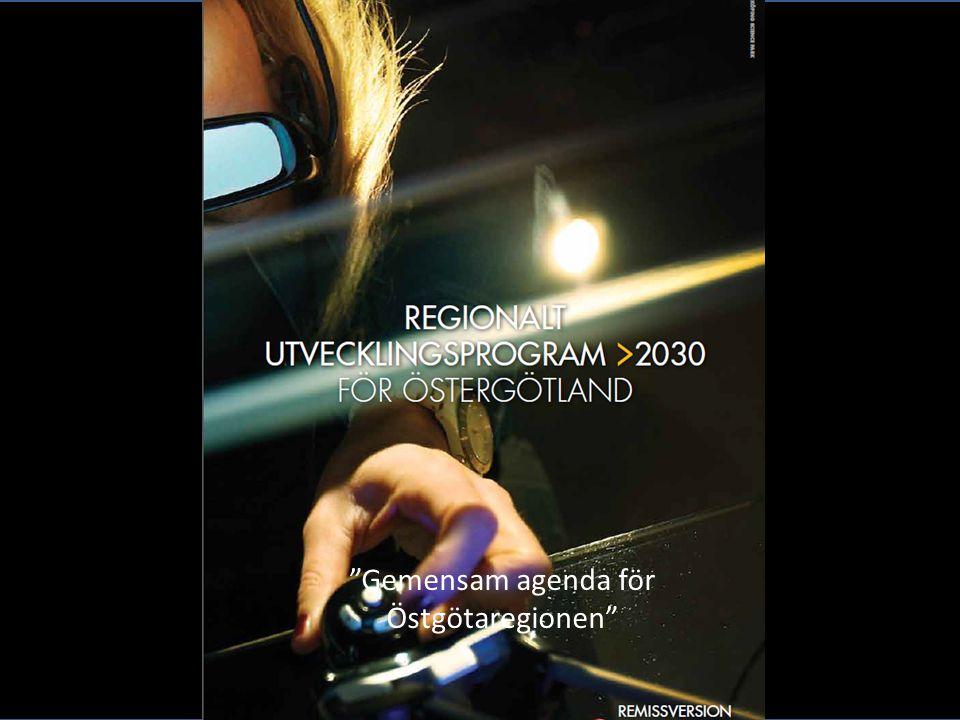 Utbildningsresultat ÖstergötlandSverigeTrend Andel grundskoleelever som är behöriga till gymnasieskolan87 %88 % Andel gymnasienybörjare som fullföljer utbildning inom 4 år76 %76 % Andel 20-åringar som har grundläggande behörighet till högskola och universitet66 %64 %