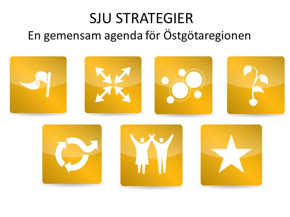 REKOMMENDATIONER 51 rekommendationer sorterade under respektive strategi.