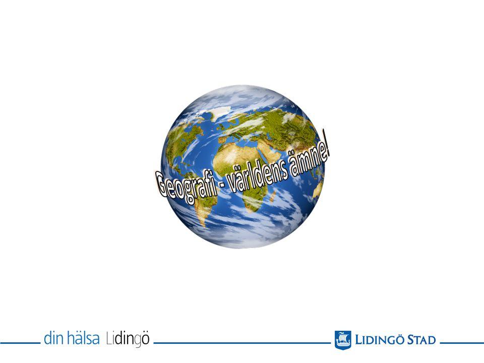 Hållbart samhälle : Politik och hållbar utveckling Valbar på inriktningen Naturvetenskap och samhälle.