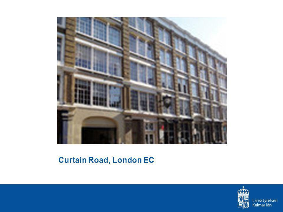 Curtain Road, London EC