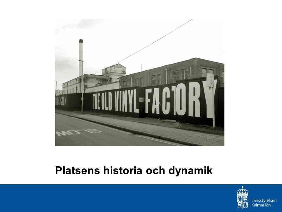Platsens historia och dynamik