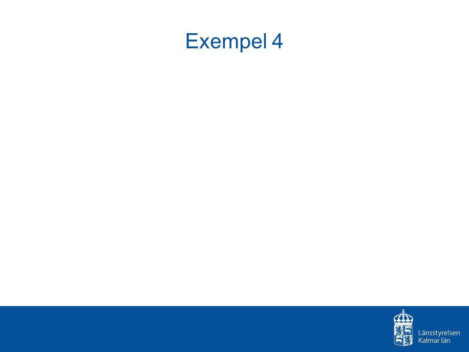 Exempel 4