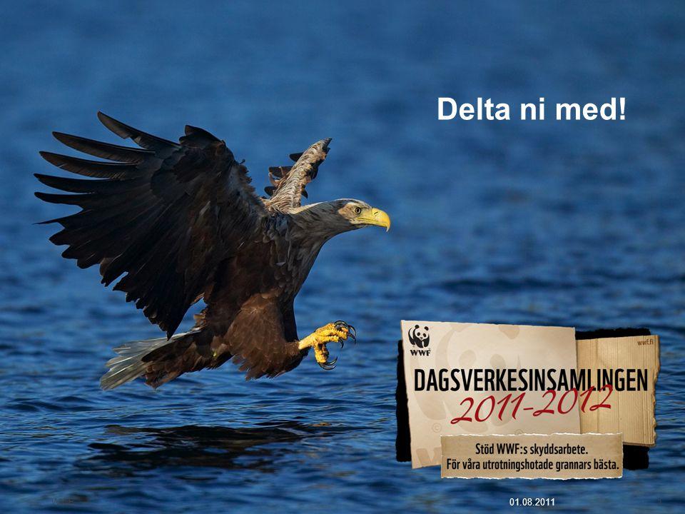 Delta ni med! WWF01.08.20111