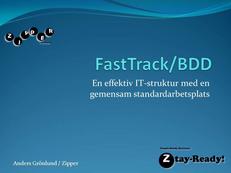 Vad är FastTrack.
