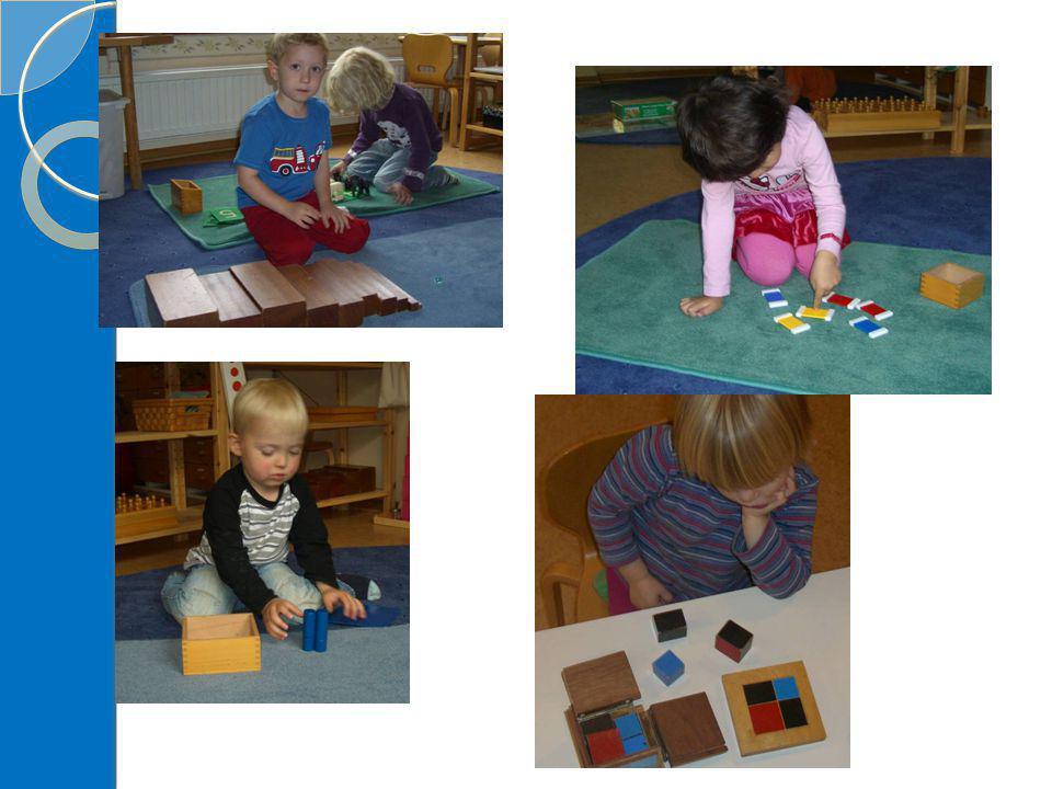 DET KULTURELLA MATERIALET Barns nyfikenhet och upptäckarglädje är en del av insikten att allt hänger samman Natur och kultur är en viktig del i Montessoripedagogik en då den ger barnet en helhetssyn på världen