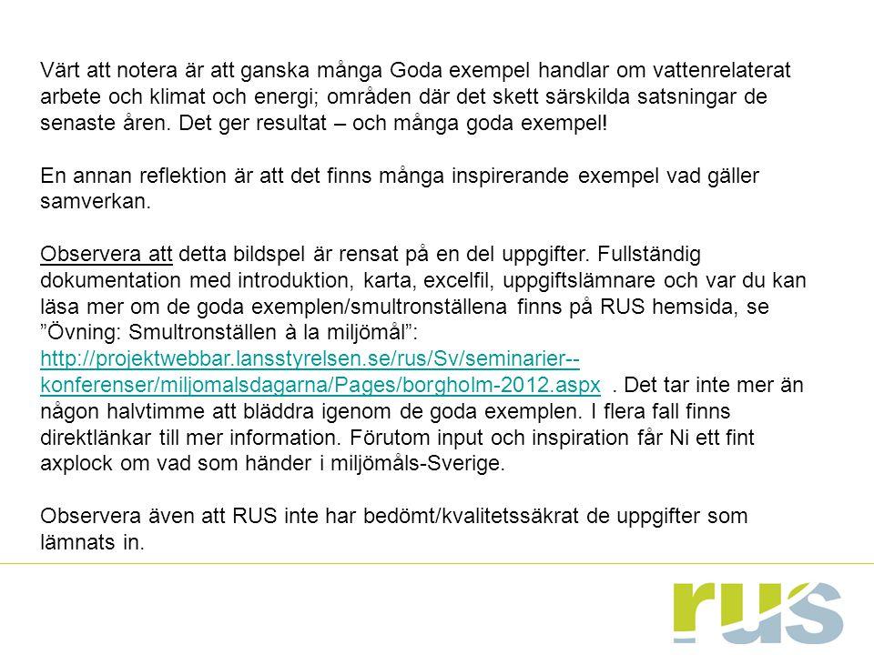 Skogsbrukets frivilliga avsättningar Levande skogar samt t.ex.