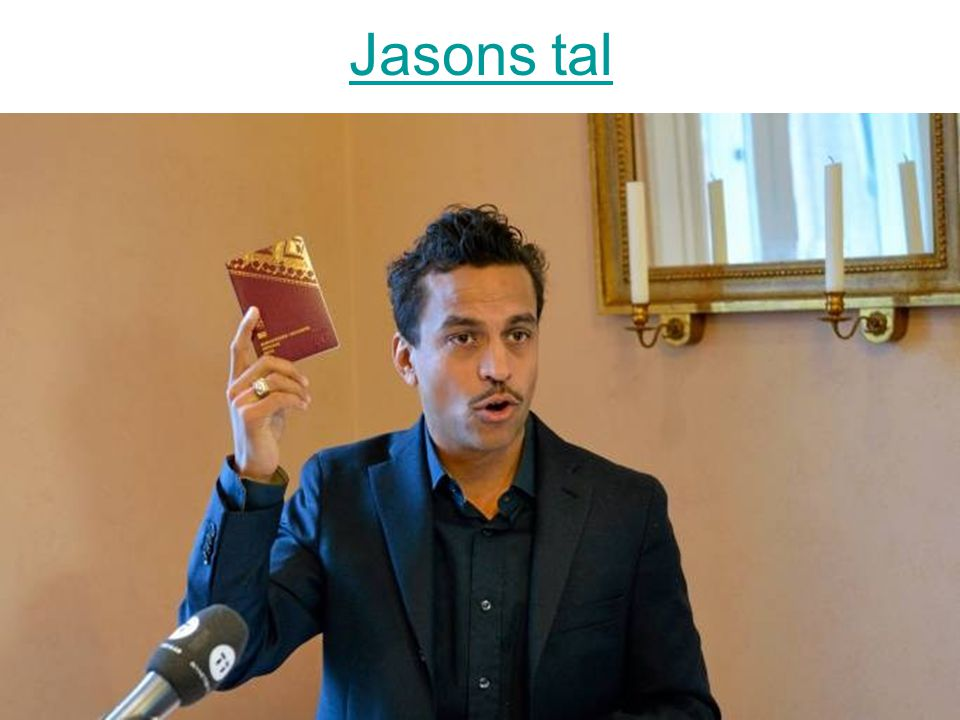 Jasons tal
