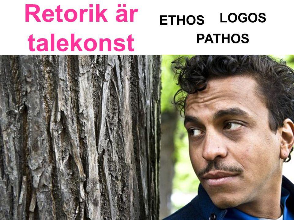 ETHOS LOGOS PATHOS