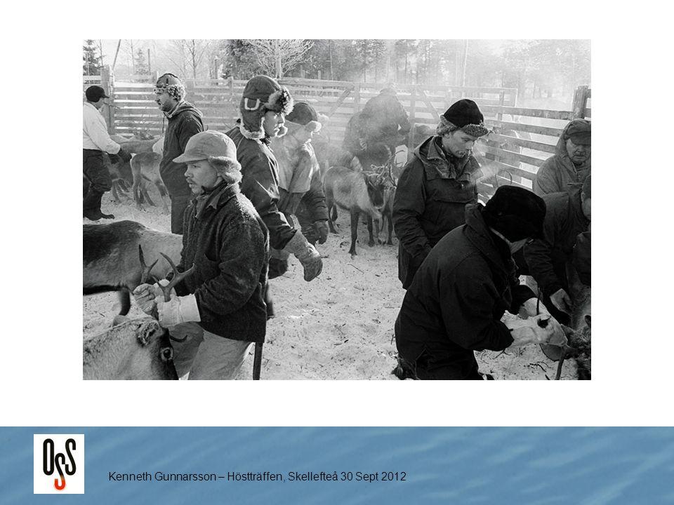 Kenneth Gunnarsson – Höstträffen, Skellefteå 30 Sept 2012