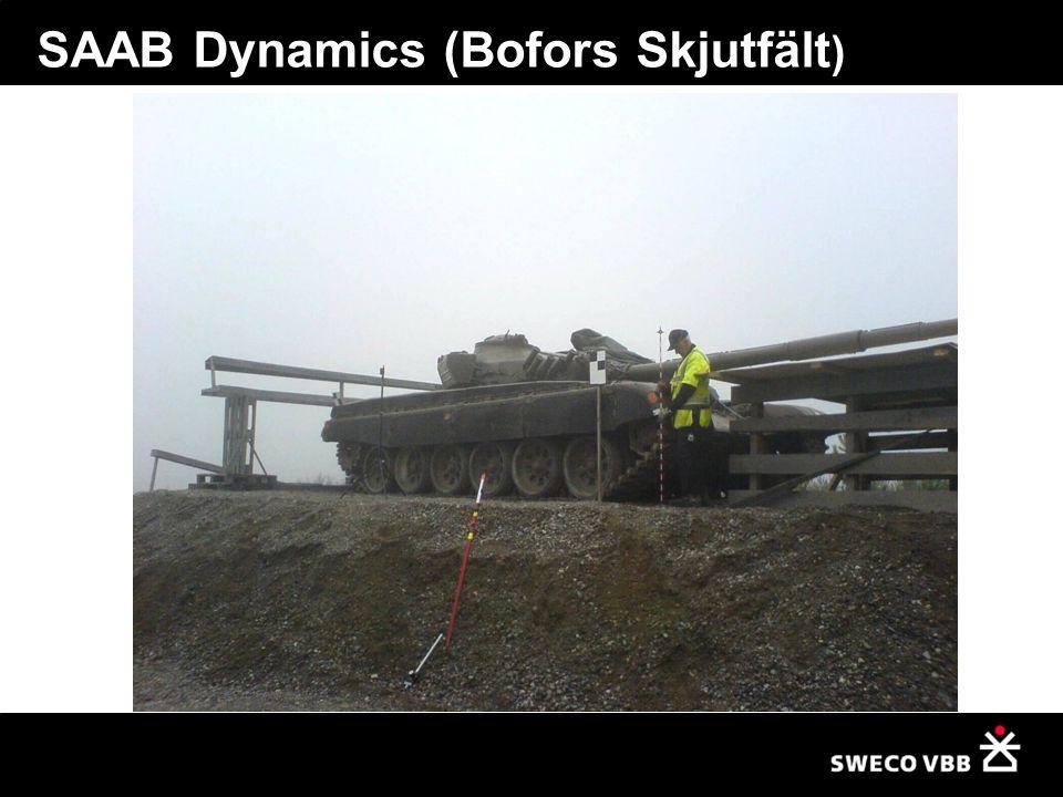 SAAB Dynamics (Bofors Skjutfält )