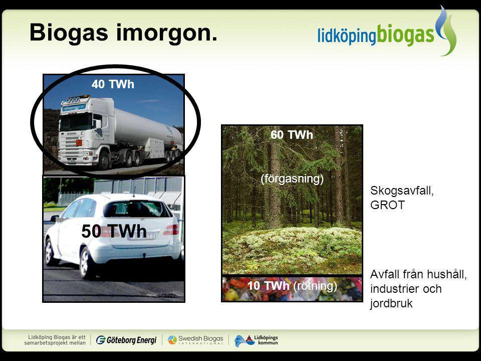 Biogas imorgon.