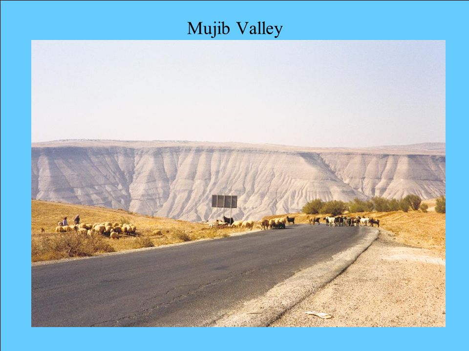 Mujib Valley