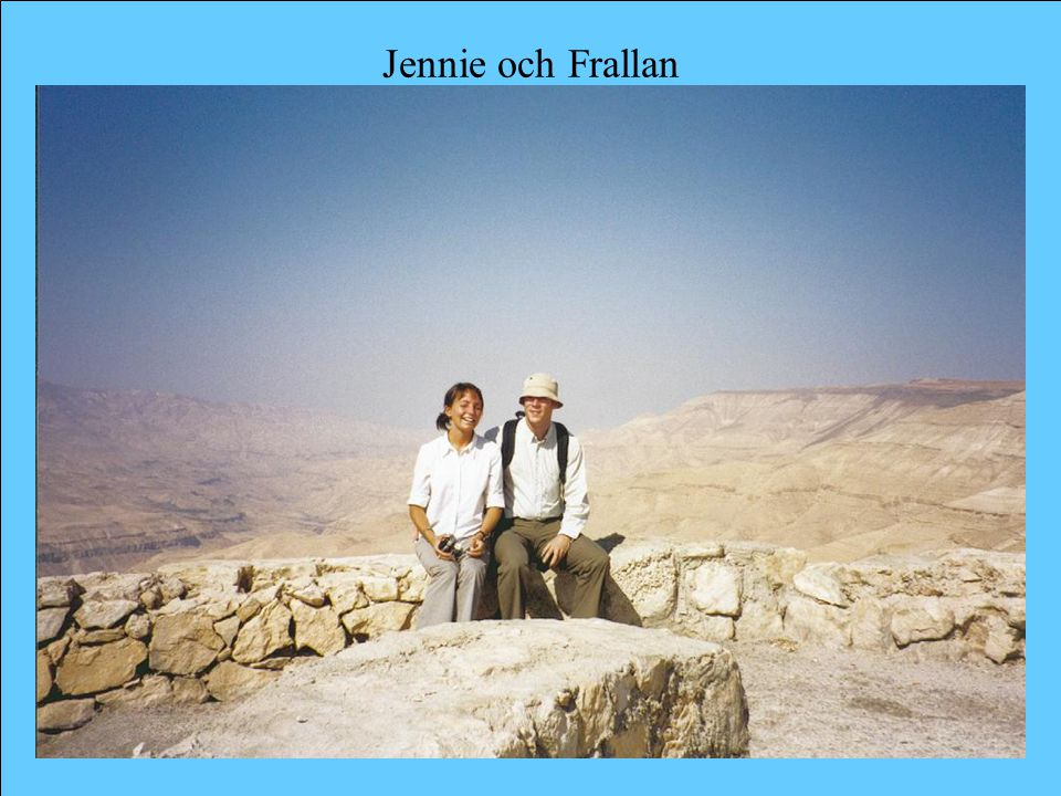 Jennie och Frallan