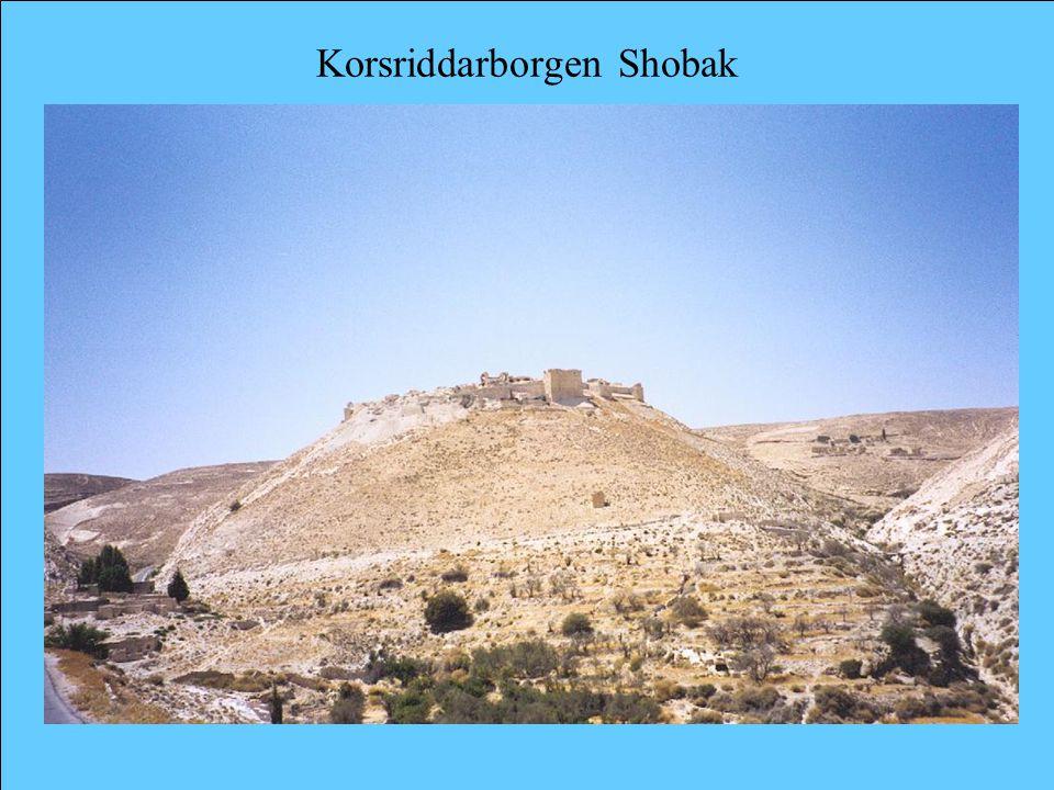 Korsriddarborgen Shobak