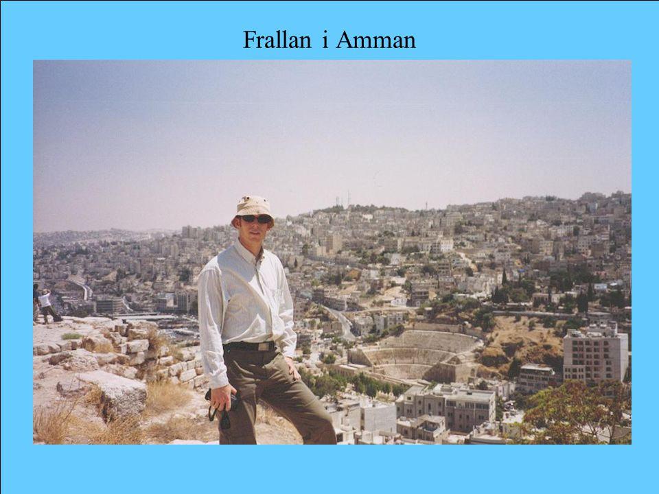 Frallan i Amman