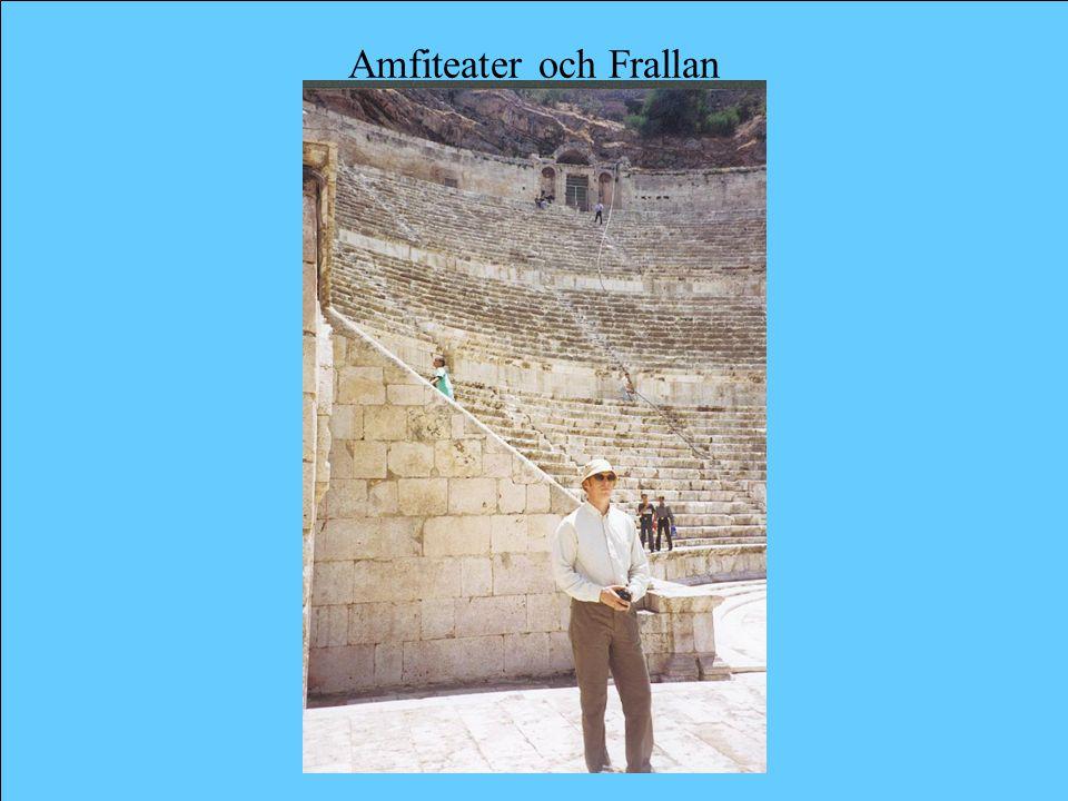 Amfiteater och Frallan