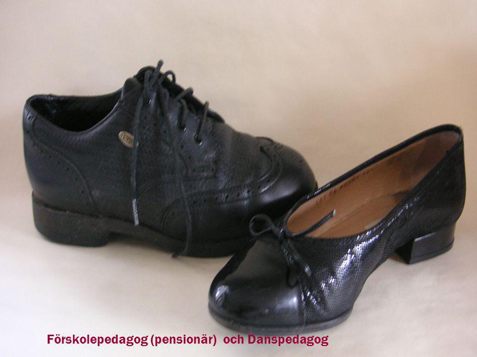 Förskolepedagog (pensionär) och Danspedagog