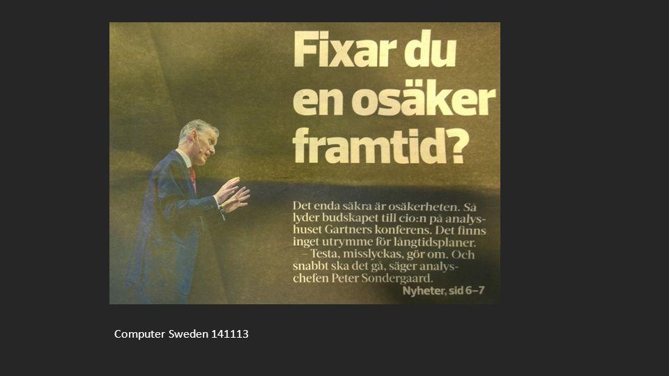Computer Sweden 141113