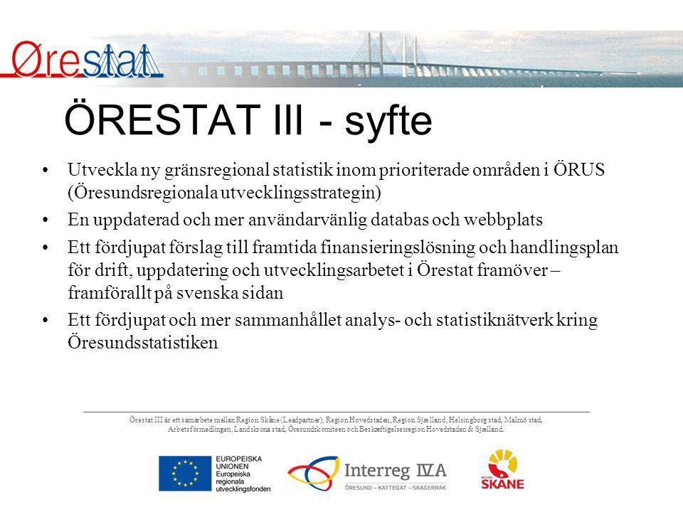 Öresundsregional arbetslöshet Olika mätveckor En månads eftersläppning personer som har varit bruttoarbetslösa i mer än 80 procent av mätveckan varje månad.