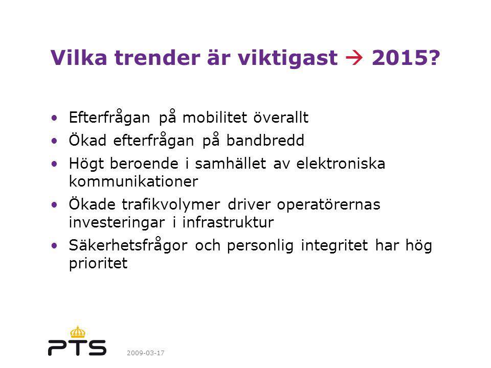 2009-03-17 Vilka trender är viktigast  2015.