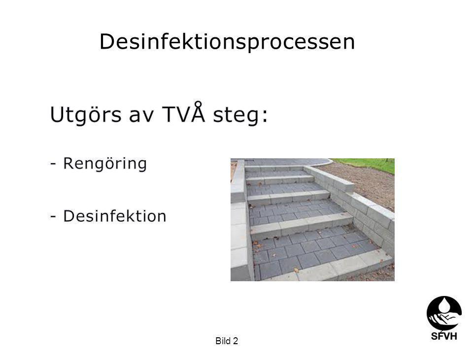 Påbyggnadsutbildning spol- och diskdesinfektorer 1 Rengöring och desinfektion ISBN 978-91-979918-4-1
