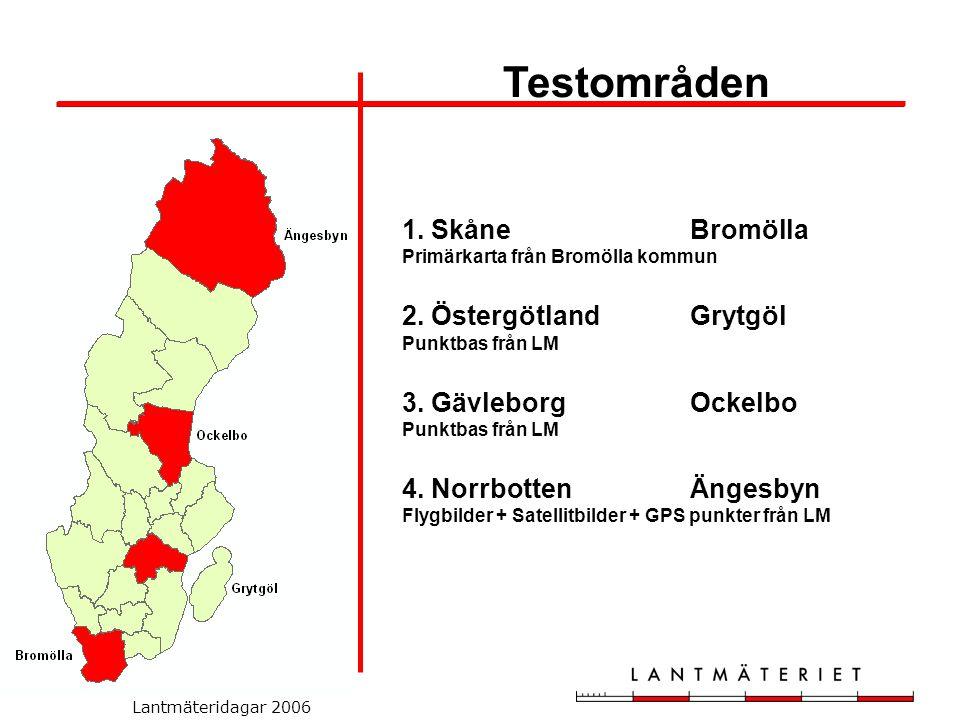 1. SkåneBromölla Primärkarta från Bromölla kommun 2.