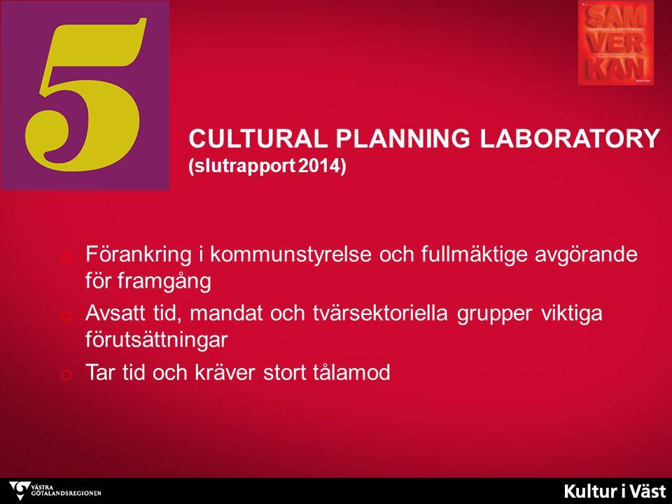 Hur ska kommunala och regionala organisationer anpassa sig till en mer snabbrörlig, komplex och tvärsektoriell kulturpolitik.
