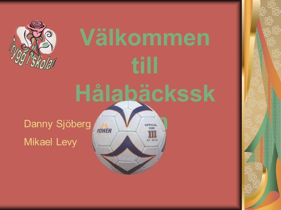 Välkommen till Hålabäckssk olan Danny Sjöberg Mikael Levy
