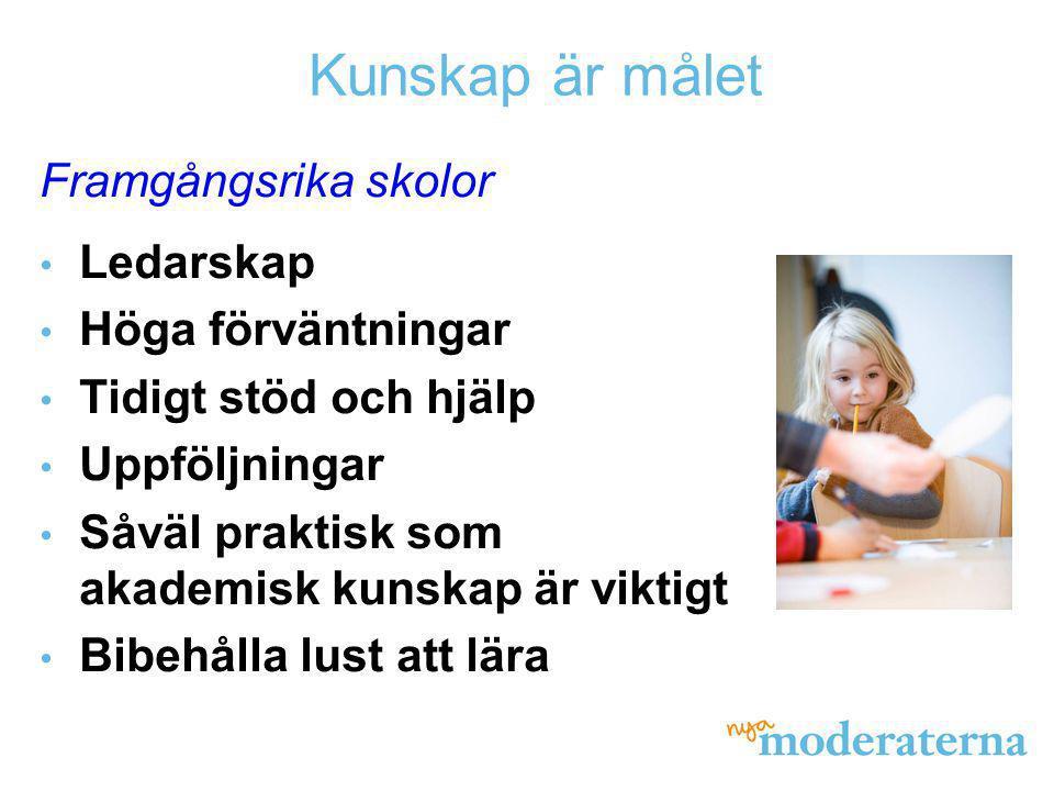Sveriges utmaningar: Välfärd Försörjningskvot 2014 100 st (20-64 år) försörjer 73 st (0-19 och >65 år) 2030 100 st (20-64 år) försörjer 85 st (0-19 och >65 år) Def: Den totala försörjningsbördan beräknas som summan av antal personer 0–19 år och antal personer 65 år och äldre delat med antal personer 20–64 år multiplicerat med 100 (Källa: SCB 2012-05-13 )