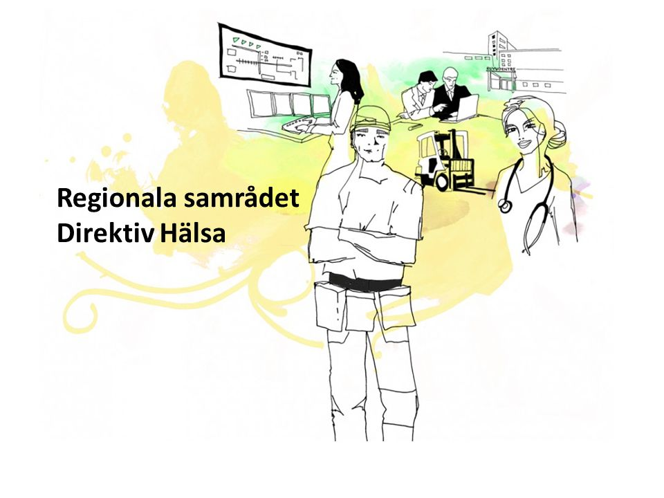 Direktivet Uppdragets huvudfokus är att förkorta den nyanländes väg till etablering genom att skapa en bättre samordning av hälso- och sjukvårds- samt rehabiliteringsinsatser i Stockholms län.