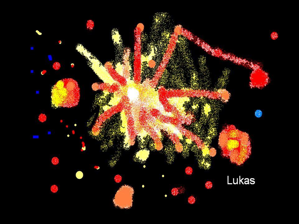 Stenbocken Av Senhit och Moa H-G Vi har ritat vår stjärnbild.