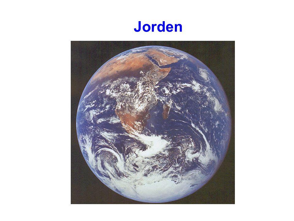 Jorden är ett MYCKET speciellt ställe.* Gott om tunga grundämnen (jfr.