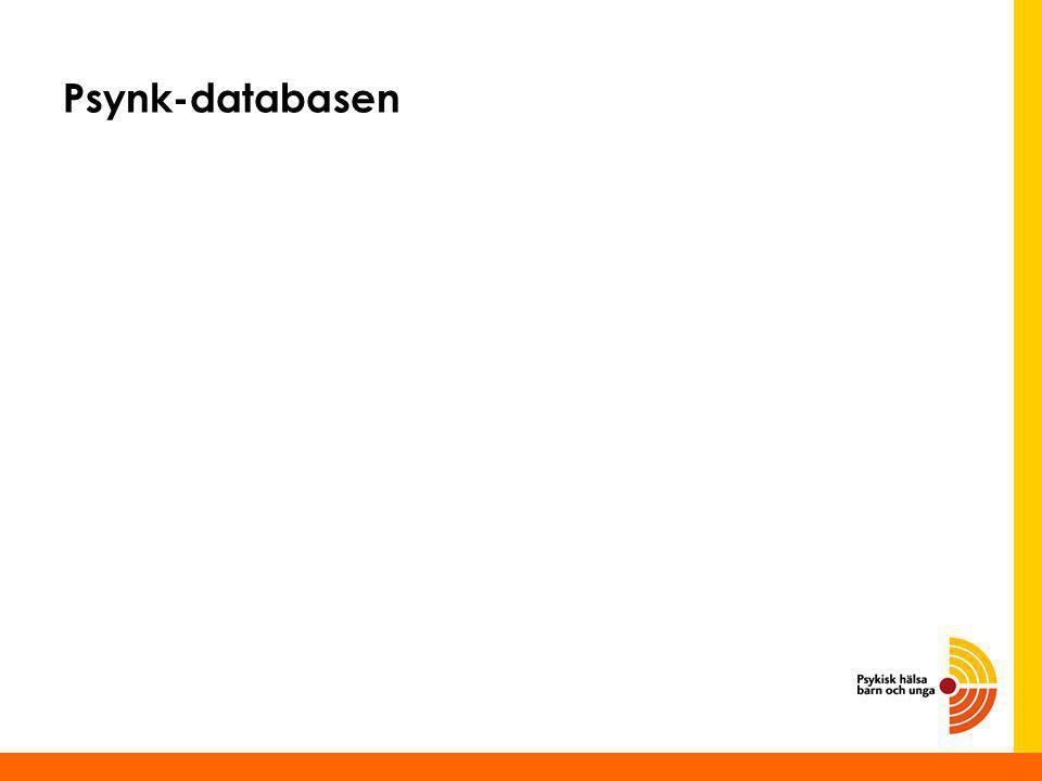Psynk-databasen