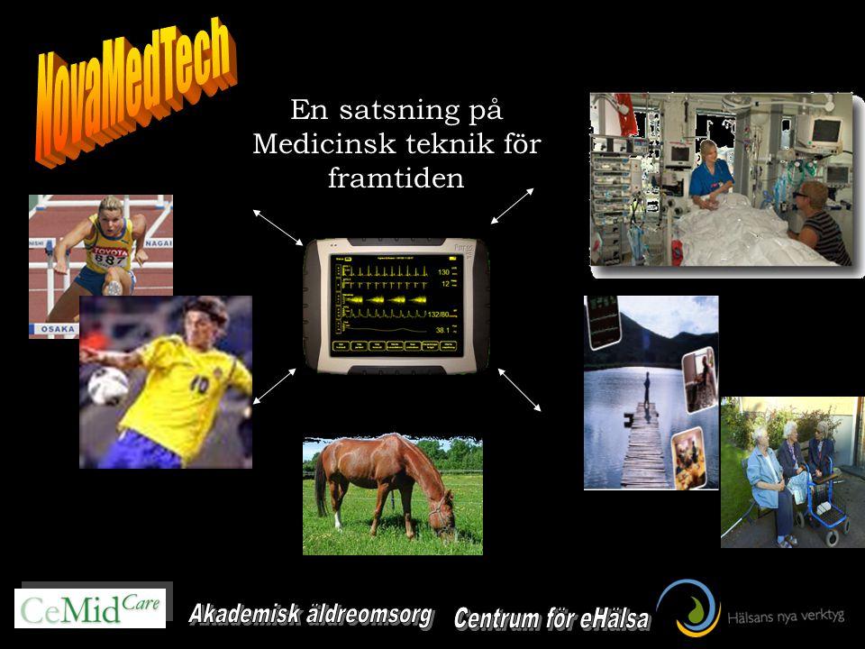 En satsning på Medicinsk teknik för framtiden