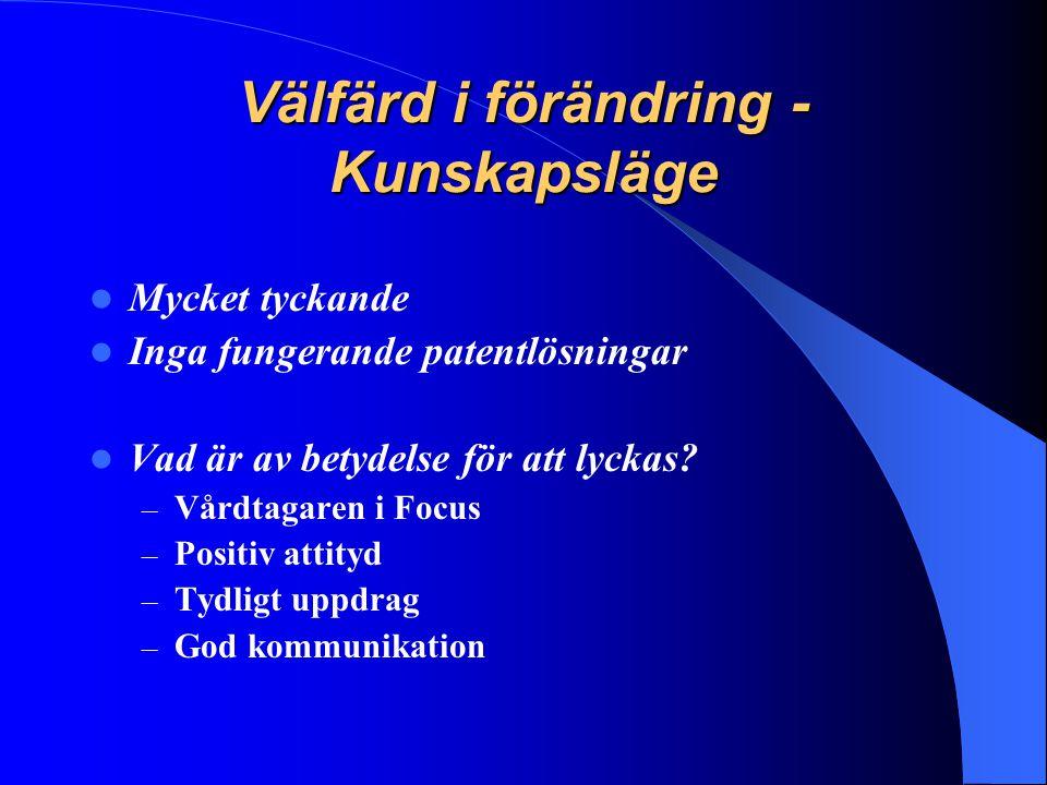 Läget -04 NiF Specialistsjukvård Kommun NiF Högspecialiserad vård NiF Kommun NiF Vrinnevi